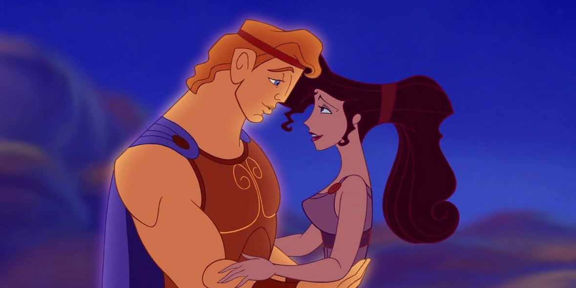 Hercules Does Marry Megara But Ends Up Killing Her And Their Children