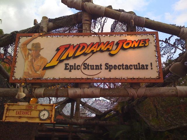 Indiana Jones and Space Mountain have FastPass in the morning