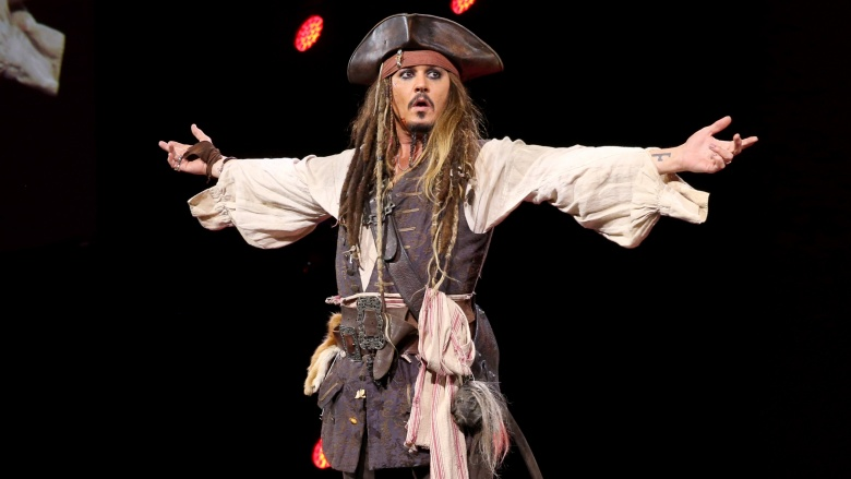TheRideOf Pirates Of The CaribbeanIs Possessed