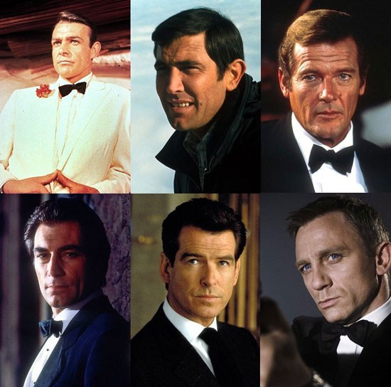 James Bond Is Just Another Code Name Like 007