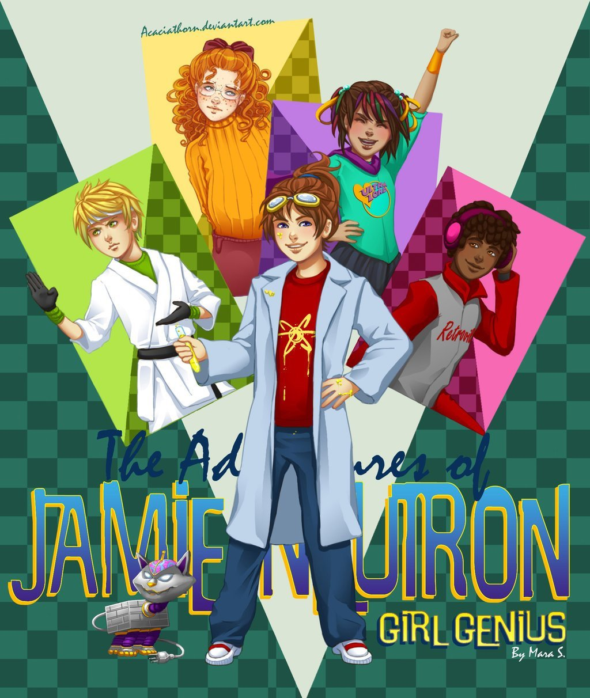 Jamie Neutron