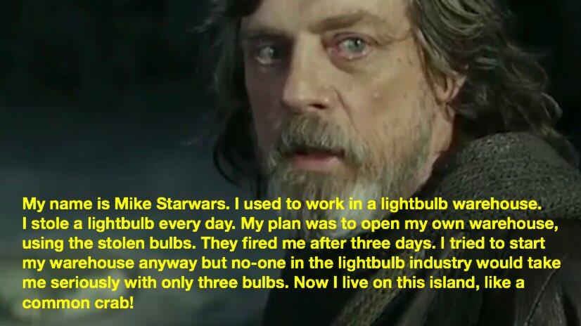 Mike Starwars