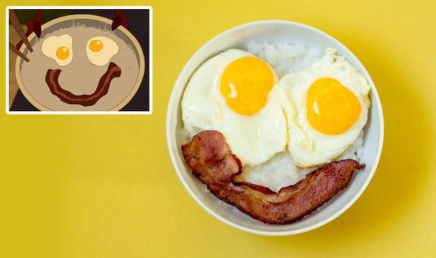 Mushu's Breakfast From Mulan 1