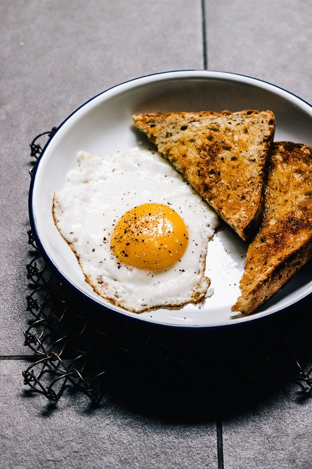 Phil's Fried Egg From Hercules 1