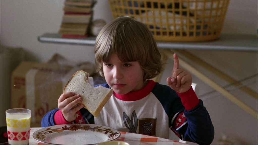 Danny Torrance, from The Shining (1977) and Doctor Sleep