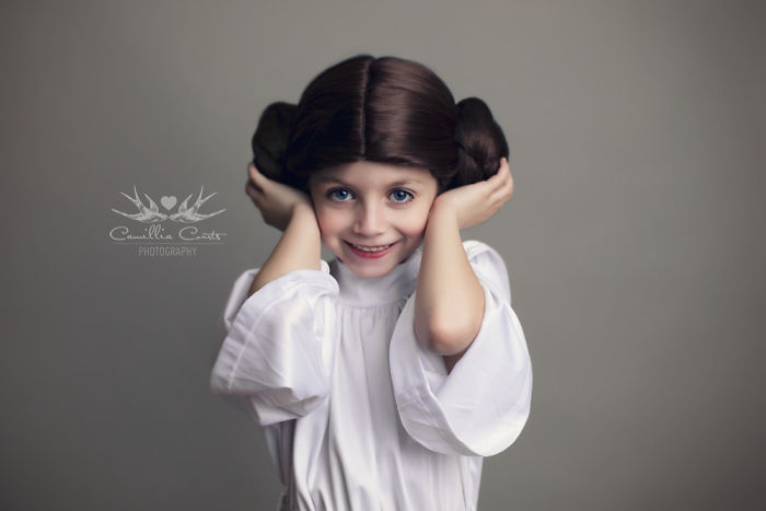 Princess Lea From Star Wars
