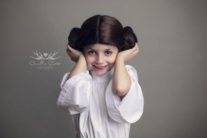 Princess Lea From StarWars