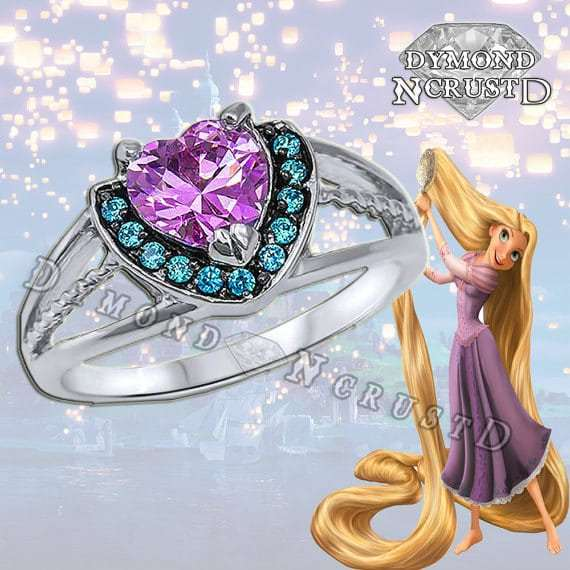 We Have Another Rapunzel Inspired Ring For You