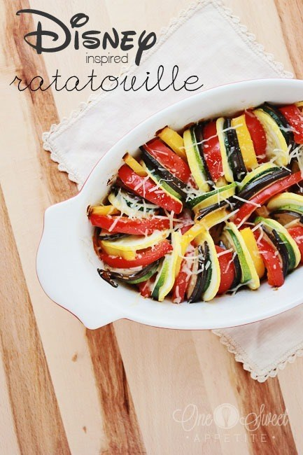Remy's Ratatouille From Ratatouille 1
