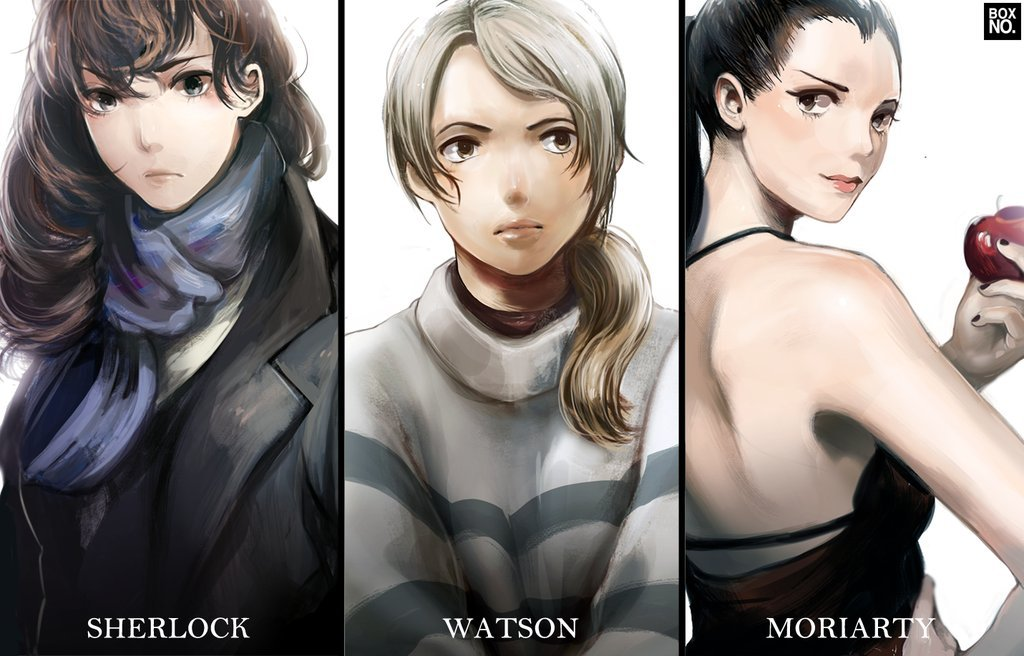 Sherlock Holmes And The Opposite Gender