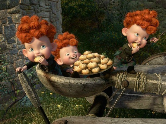 The Empire Biscuits From Brave