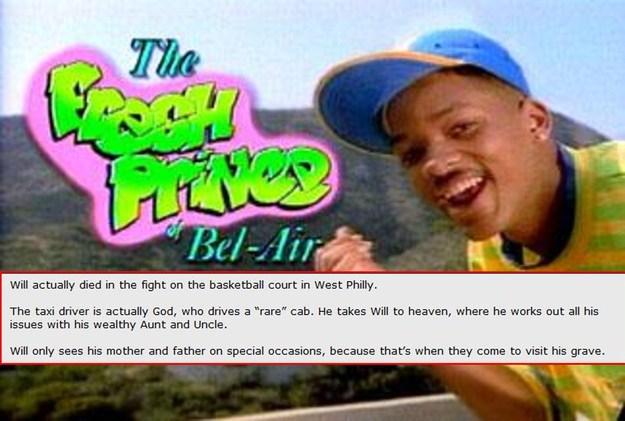 Turns Out The Fresh Prince Might Be Dead