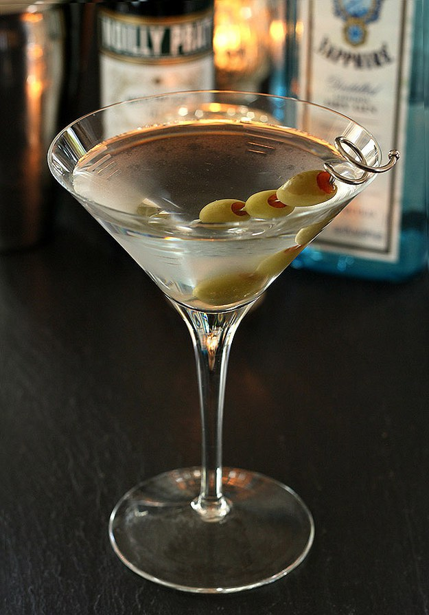 The Martini From Enchanted 1