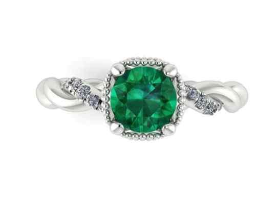 Stunning Tinker-Bell Inspired Ring
