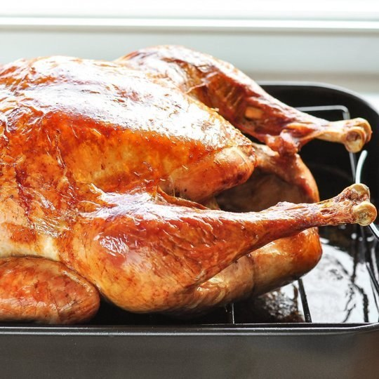 The Turkey Dinner From The Adventures of Ichabod And Mr. Toad 1
