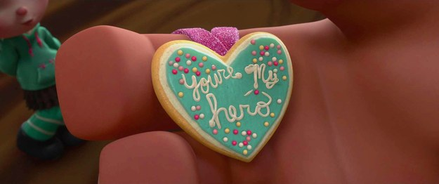 Vanellope's Cookie Medal For Ralph From Wreck-It Ralph