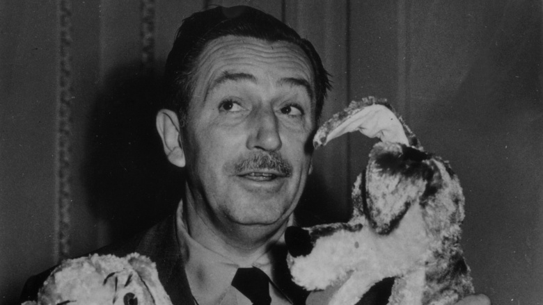 Walt Disney Was An Illegitimate Child