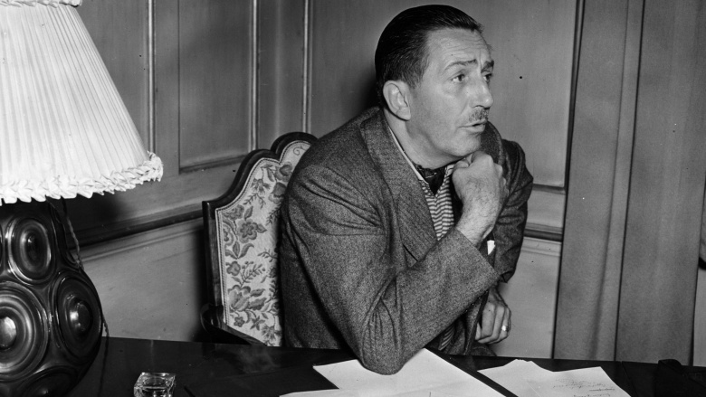 Walt Disney Supposedly Left A Huge Part Of His Fortune