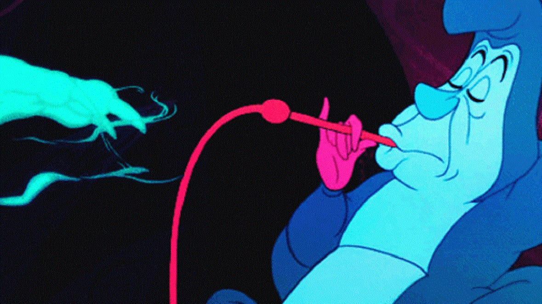 The Drugs Mushroom Tripping In Alice In The Wonderland