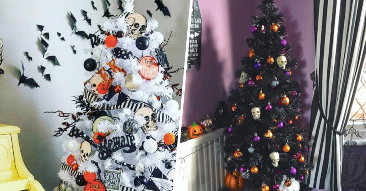 People Are Decorating Halloween Trees, So Now You Don't ...