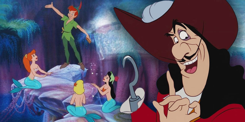 Captain Hood murdered Ariels mother