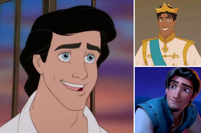 Disney Has Made Some Damn Fine Princes in Their Time