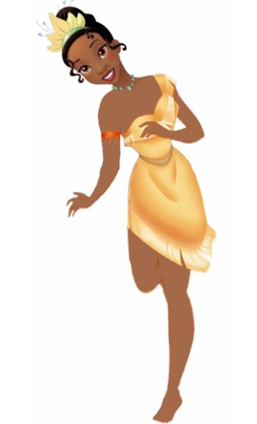Tiana in Pocahontas