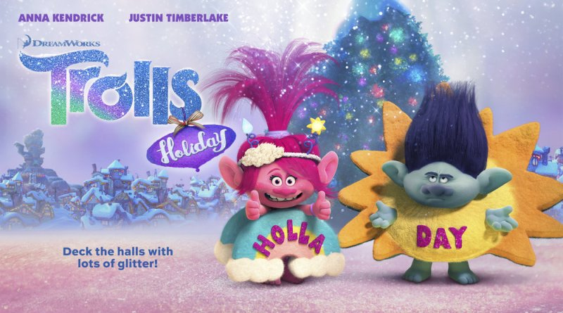Trolls Holiday Special