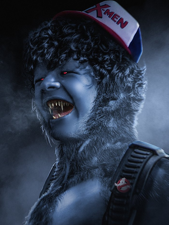 Gaten Matarazzo as Beast