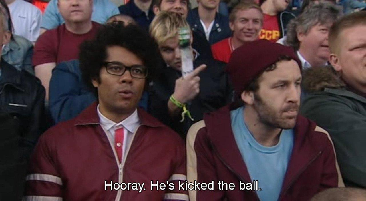 That Super-Honest Soccer Commentary