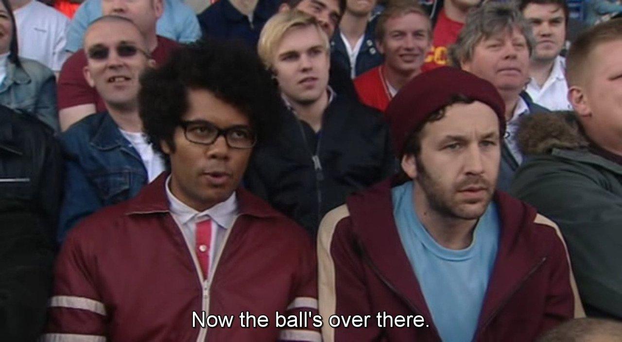 That Super-Honest Soccer Commentary 1