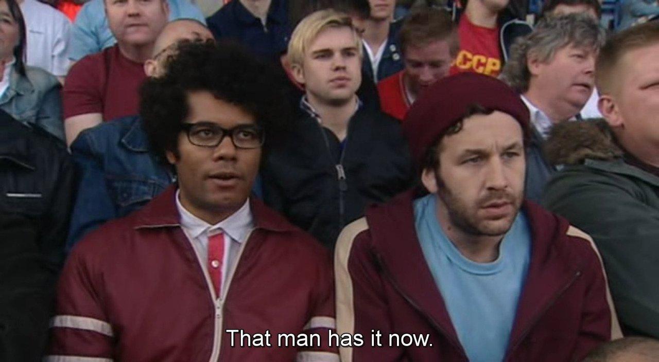 That Super-Honest Soccer Commentary 2