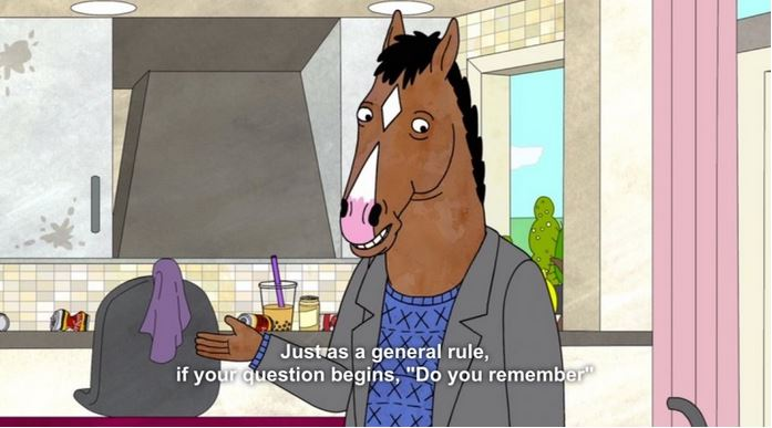 Deep Meaningful Deep Bojack Horseman Quotes