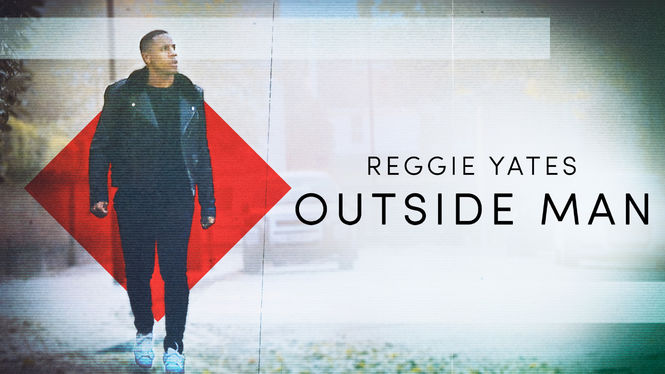 Reggie Yates Outside Man: Volume 2