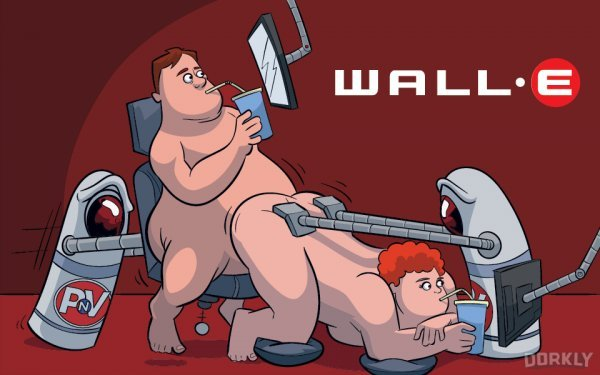 Wall.E Meets Sex