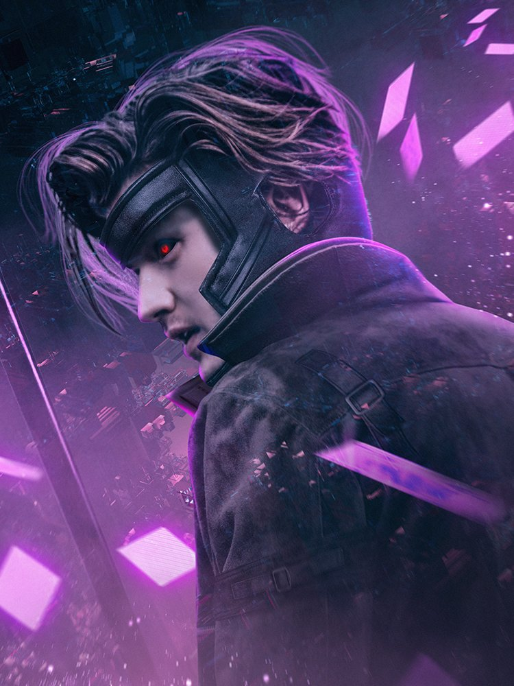 Joe Keery as Gambit