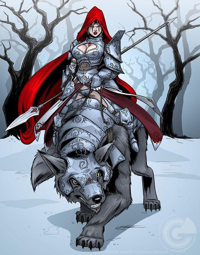 Battle Red Riding Hood