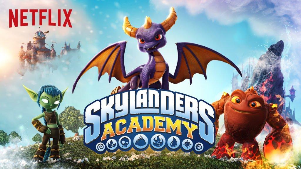 Skylanders Academy New Year's Eve Countdown 2018
