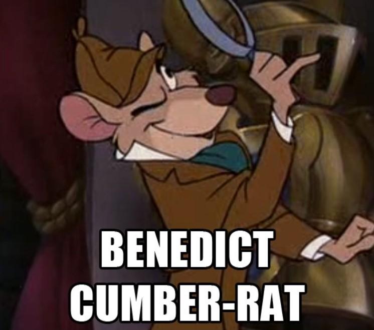 Basil of Baker Street