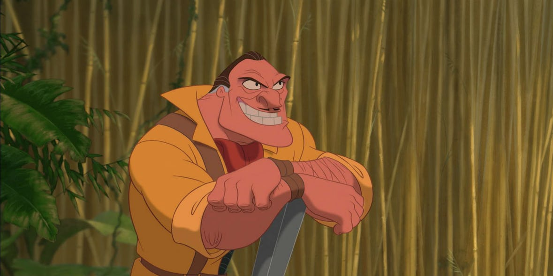 Clayton - Tarzan