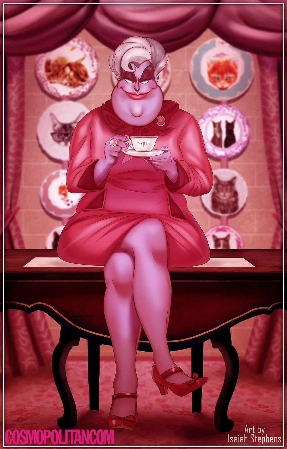 And to end it on the best Ursula Dolores Umbridge