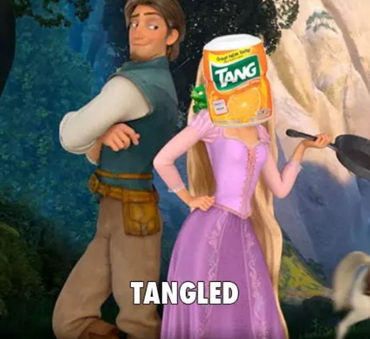 If only she had tang in her life