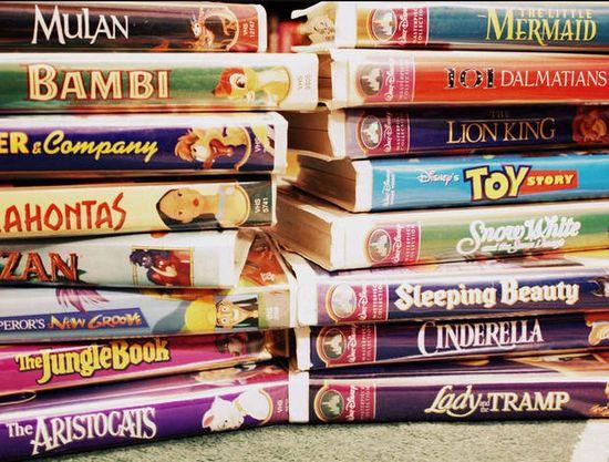 Disney-VHS