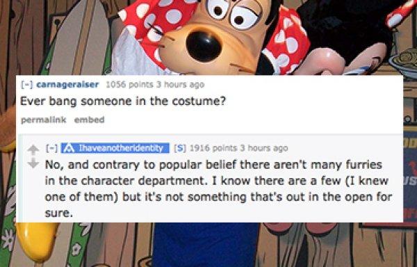 Disney furries
