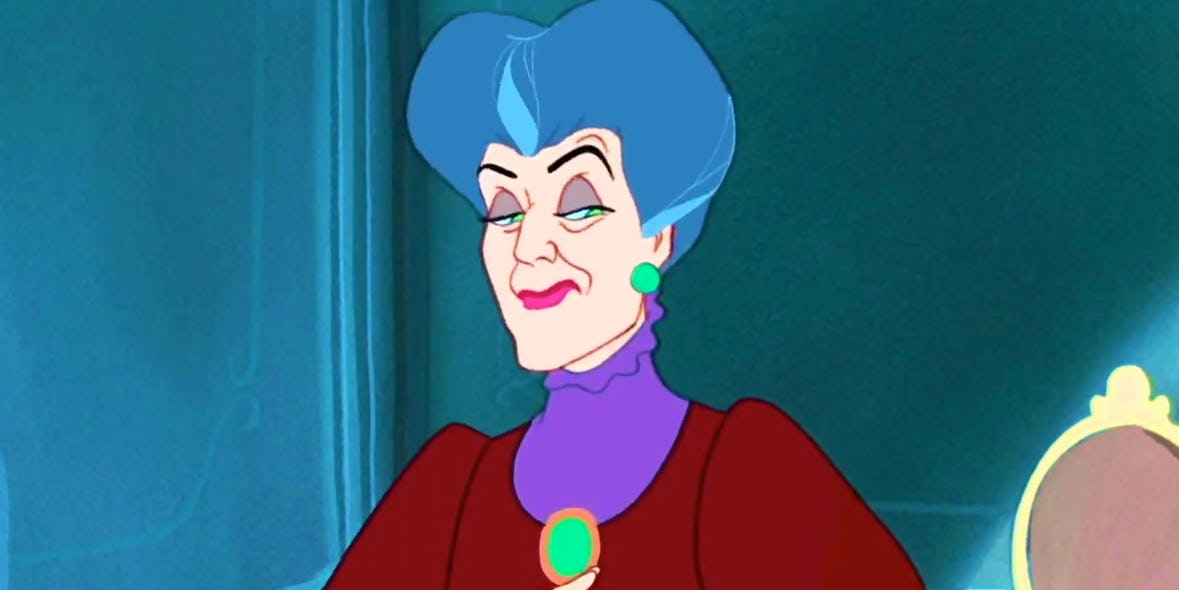 Lady Tremaine - Cinderella