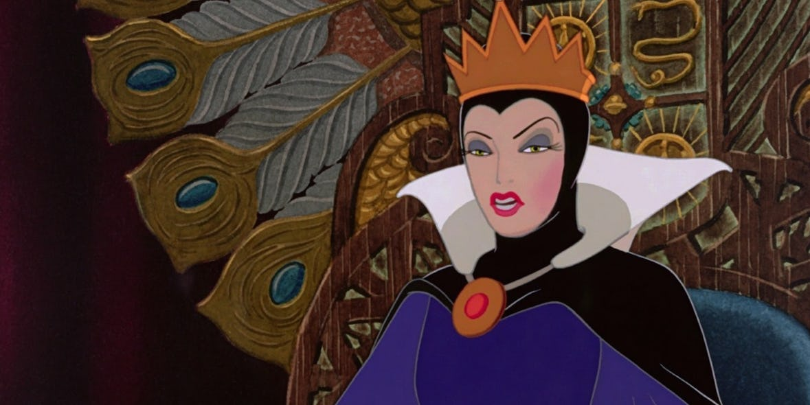 The Wicked Queen - Snow White