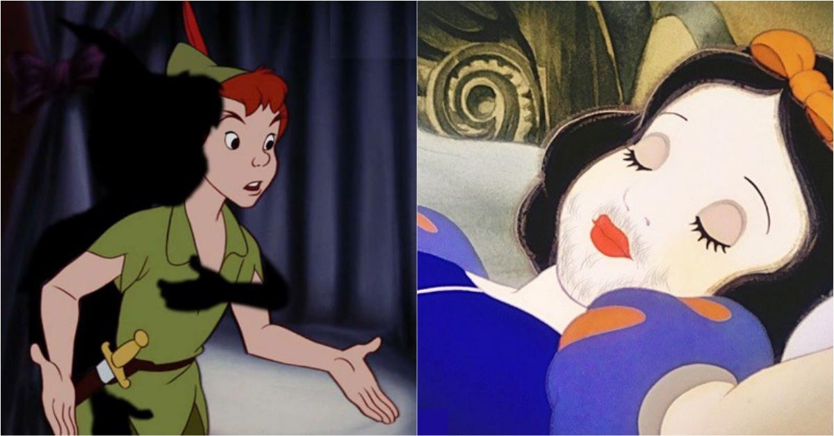 Weird Disney Movies 4