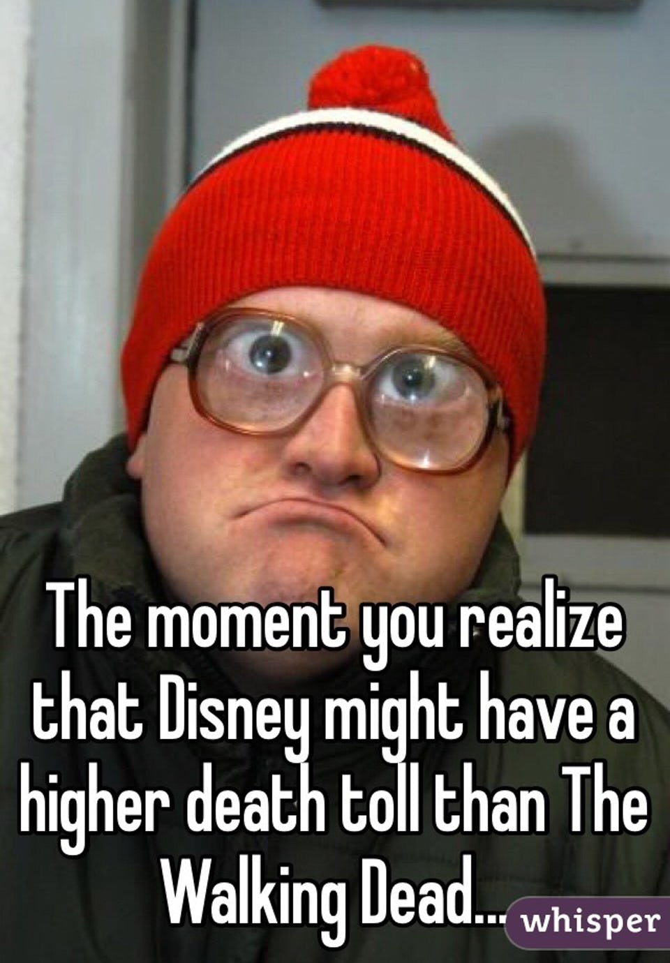 Disney movies are filled with tragic deaths