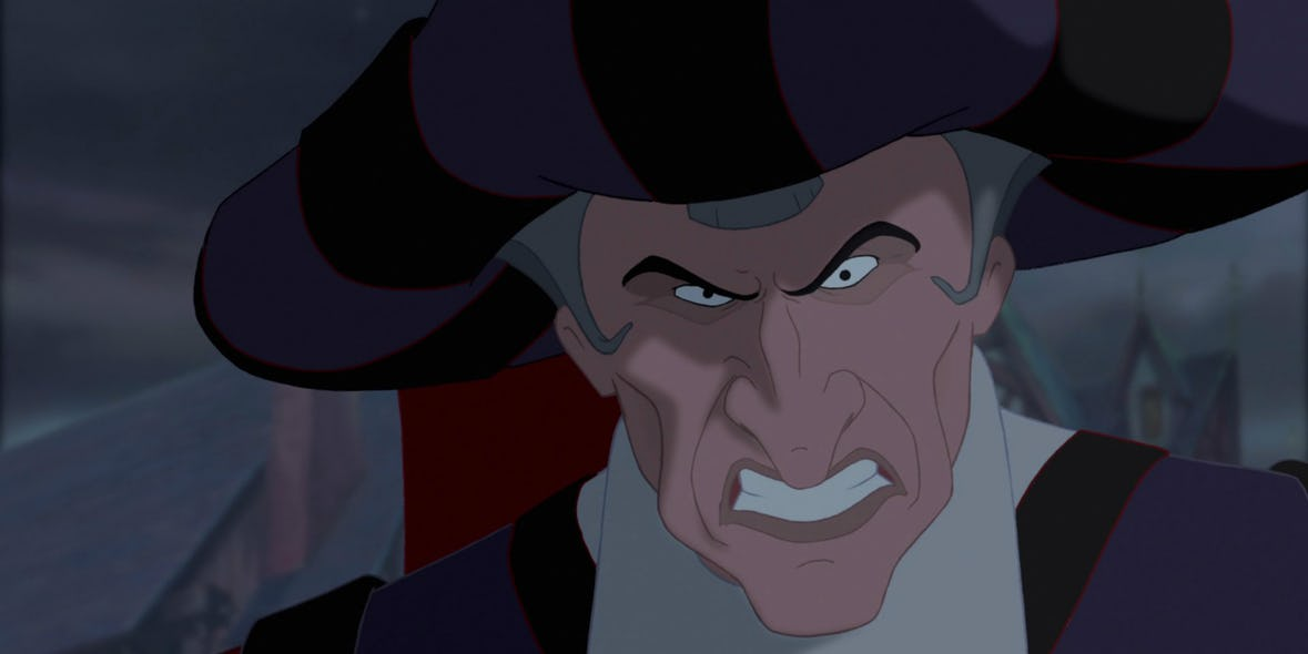 Frollo - The Huncheback Of Notre Dam