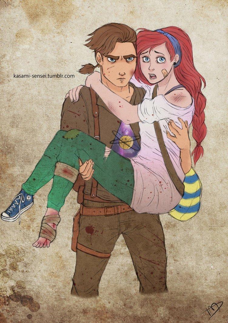Jim And Ariel
